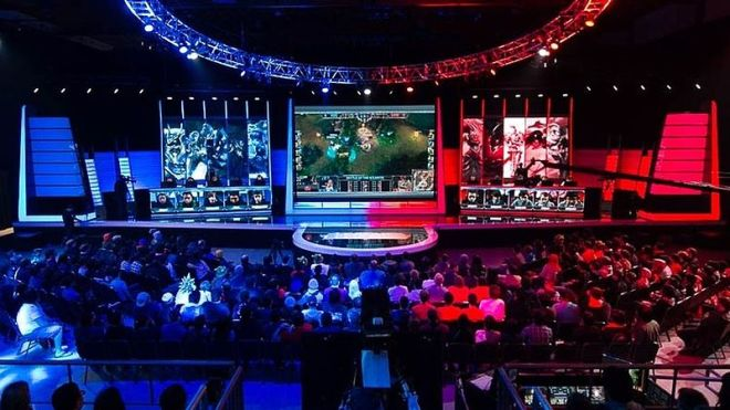 Bild: League of Legends-E-Sports