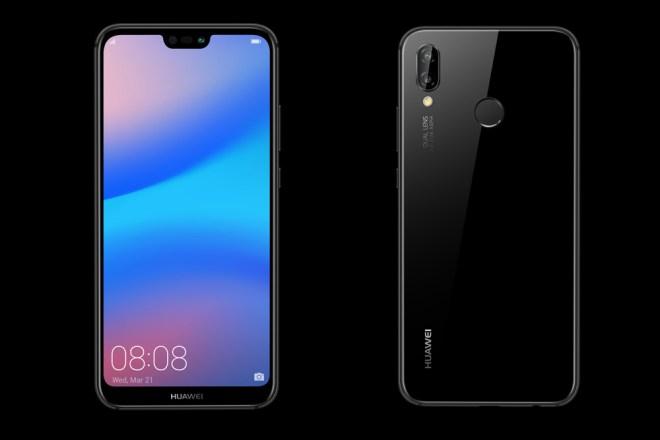 Das P20 Lite ist ab sofort erhältlich (Quelle: Huawei)