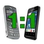 Inzwischen sind 50% aller Mobiltelefone smart