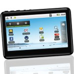 Pocket-Media-Tablet: Mediaplayer mit Tablet-Komfort