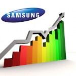 Samsung auf dem Weg in den Smartphone-Olymp