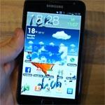 Galaxy Note: Update auf Android 4.0.4 bringt PopUp Play und Unterschriften-Entsperrung