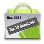 Die Top 10 Market-Downloads im November