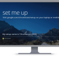 Google Chromecast review - setup