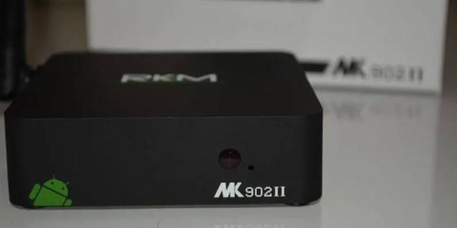 "Rikomagic RKM MK902II – The ""Maxed Out"" Smart TV Box"