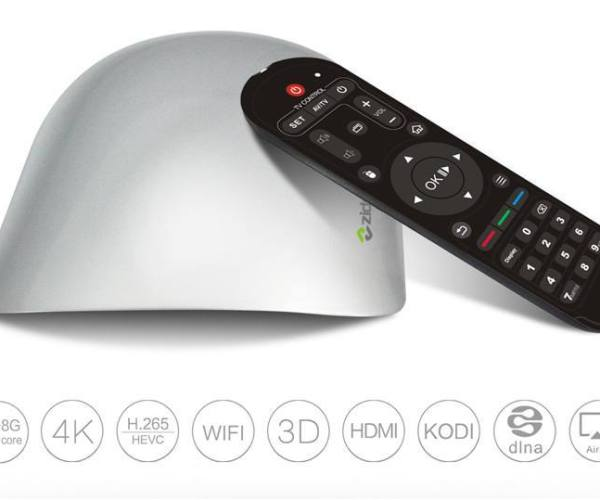 October Contest – Win a Zidoo X1 Android TV Box!