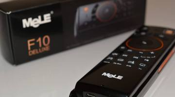Mele F10 Deluxe fly-mouse review