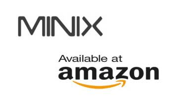 New official MINIX Amazon store, in time for the holidays
