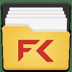 File Commander Logo - Android Picks