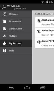 Adobe Reader - Android Picks