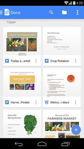 Google Docs - Android Picks