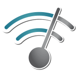 Wifi Analyzer Icon - Android Picks