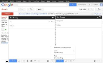 news gmail