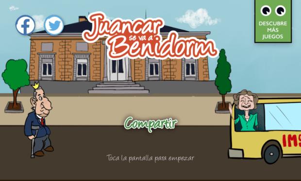 Juancar se va a Benidorm
