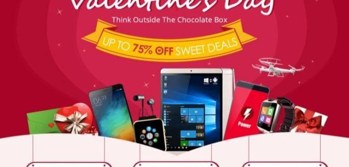 San Valentín ya ha llegado a Everbuying.net. Mira las ofertas que nos tienen preparadas