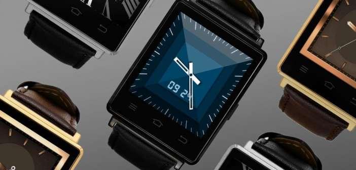 NO.1 D6, un smartwatch con Android 5.1, 1 GB de RAM, sensor de ritmo cardíaco y conectividad 3G por menos de 82€