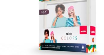 miTab Colors 10 All Clear Packaging