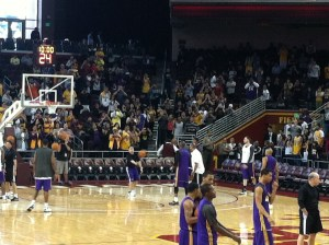 Lakers Scrimmage