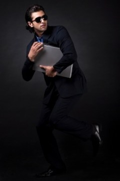 Young Business Man by Photostock - LinkedIn on Frugal Guidance 2