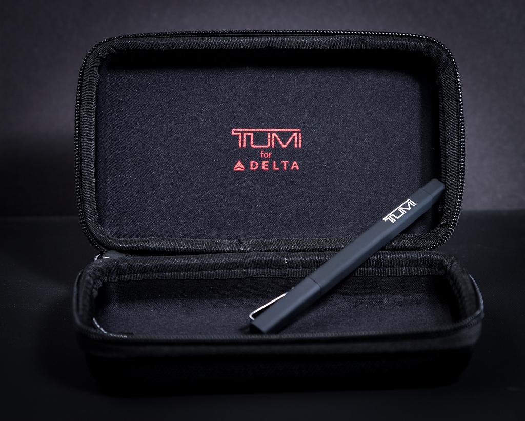 Delta S New Tumi Amenity Kits Andy S Travel Blog
