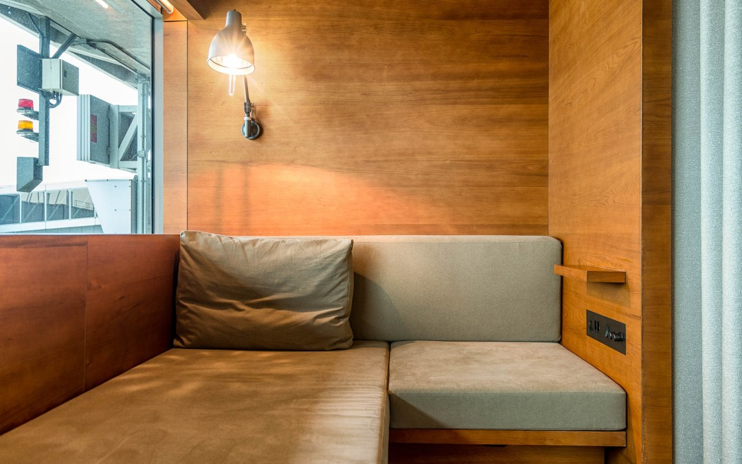 Cathay Pacific's The Pier First Class Lounge Update: Day Suites