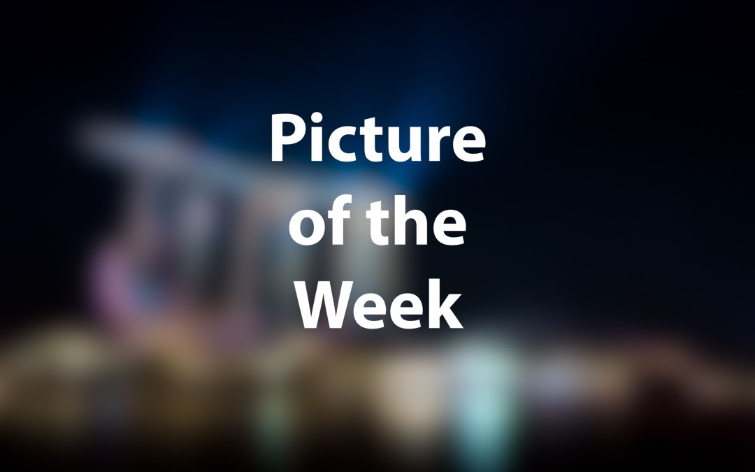 Picture of the Week: Marina Bay Sands, Singapore