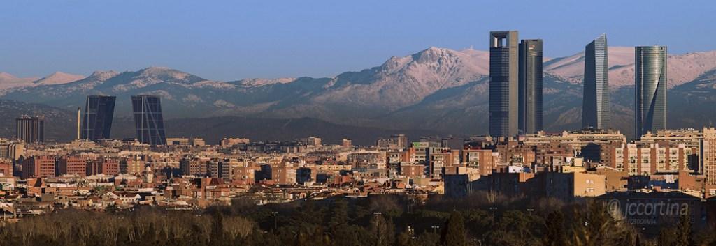 Sierra Madrid
