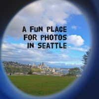 Fun place for photos in Seattle