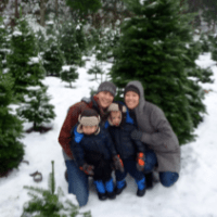 U-Cut Trees at Christmas Creek(North Bend, WA)