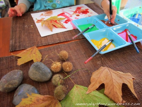 img 4219 Autumn Leaves Project: Observational Art