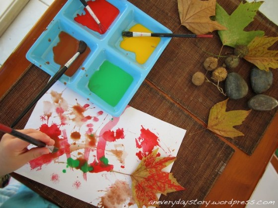 img 4220 Autumn Leaves Project: Observational Art