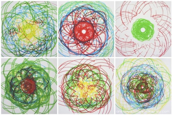 spirograph for children occupational therapy bilateral coordination actitivies Do You Remember Spirographs?