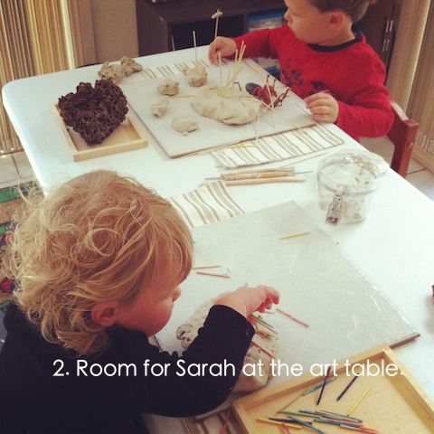 reggio emilia activities for preschoolers and toddlers working with clay an everyday story This Week… 4/52