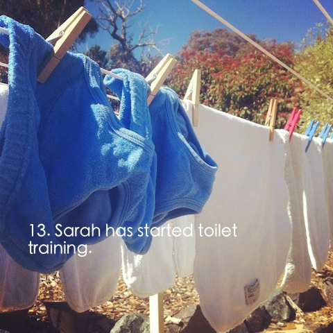 toilet training toddlers an everyday story This Week… 4/52