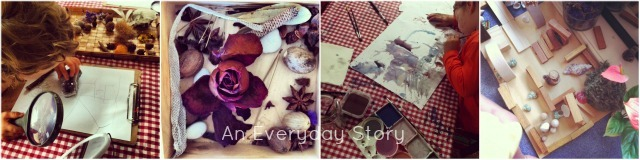 an everyday story reggio and montessori inspired living and learning Reggio