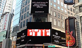 Byte NY TimeSquare July 11, 12, 2011