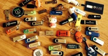 USB press kits