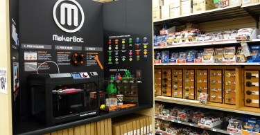 MakerBot at Home Depot