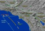 geographic survey earthquake feature
