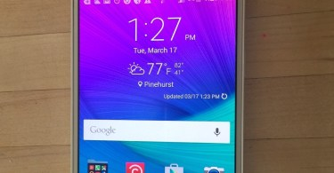 Samsung Galaxy Note 4 featured