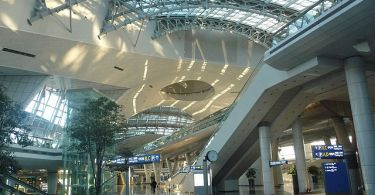 travel tips Incheon Airport
