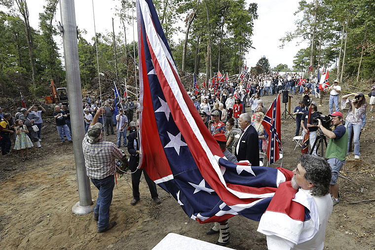 Once the Confederate battle flag is really gone, racism won't be gone. And it could get worse. On Dixie Democrats, Republicans and the new KKK.