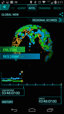ingress global view