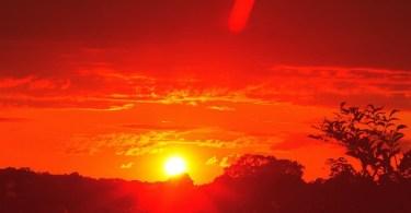 weatherbug sun feature