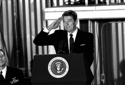 is the president allowed to salute? never