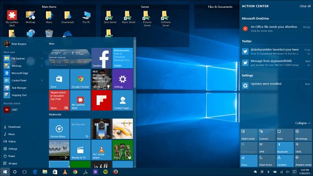 Windows 10 how to upgrade windows 8.1 to windows 10