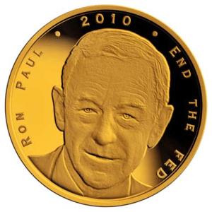 gold ron paul gold