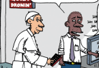 the pope obama and drones cartoons
