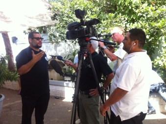 Cuban artist Kcho received world-wide attention for a single WiFi hotspot