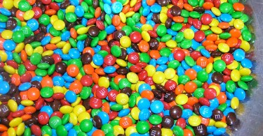 10,000 M&Ms and syria